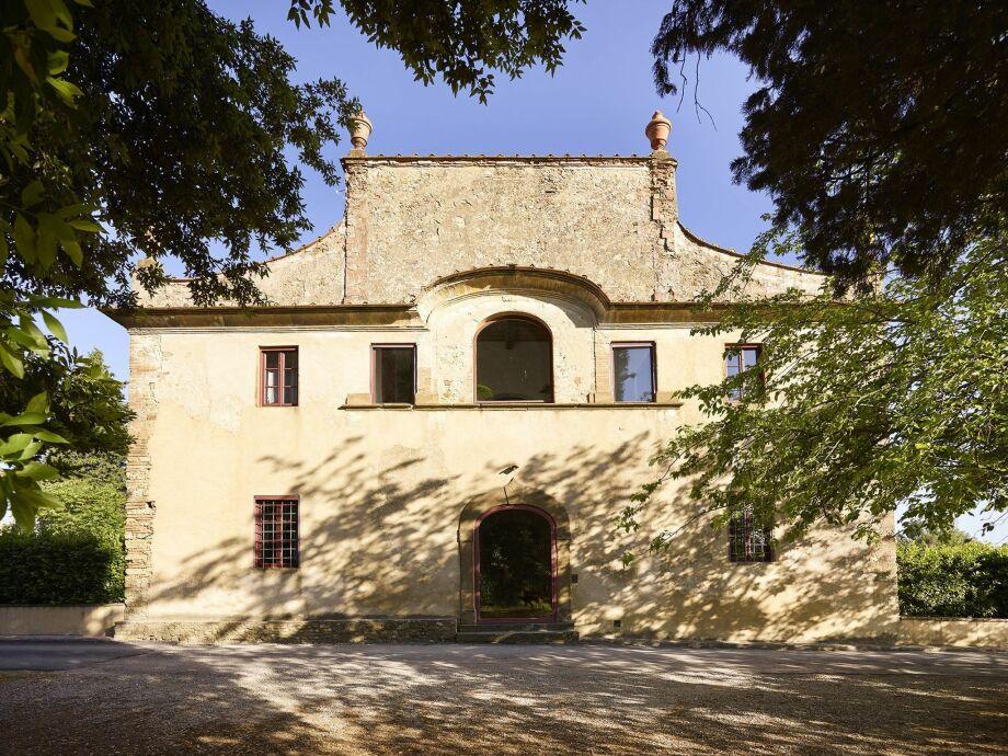 Außenaufnahme Villa dei Corti