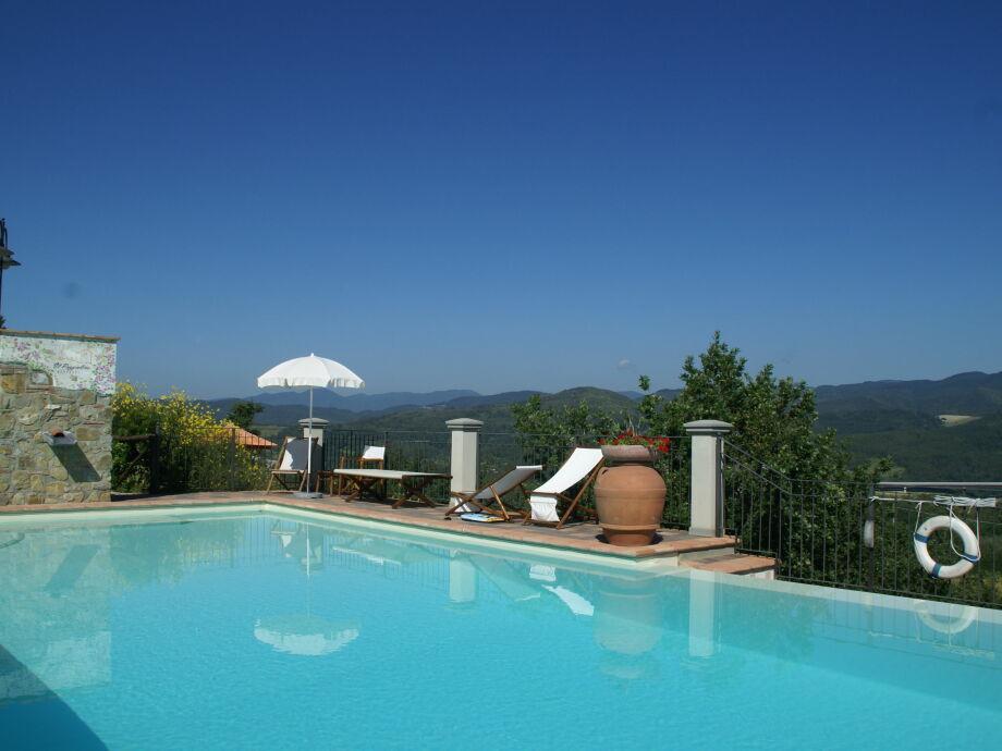 Außenaufnahme Borgo Montecarelli Leccio