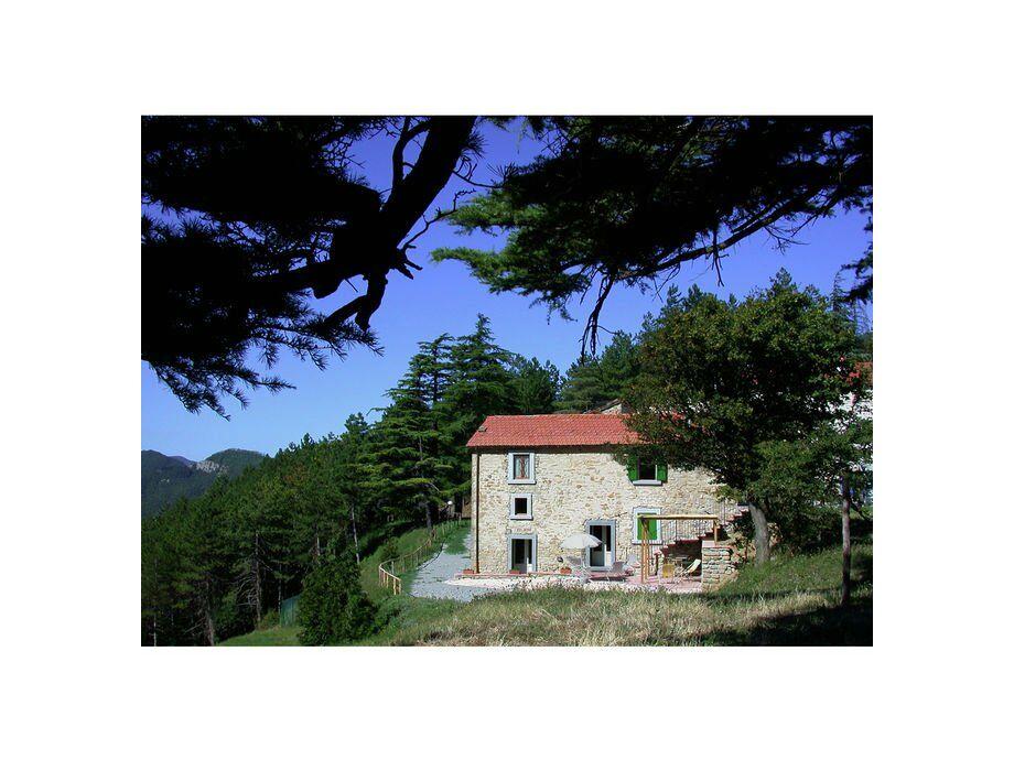 Außenaufnahme La Casa del Legnaiolo