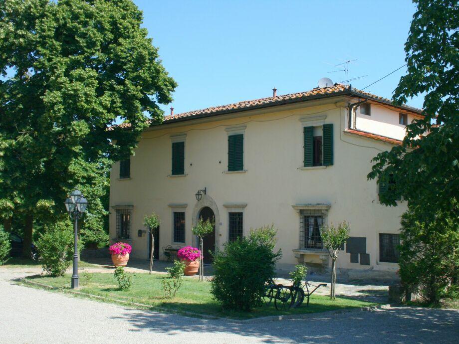 Außenaufnahme Villa Gaio