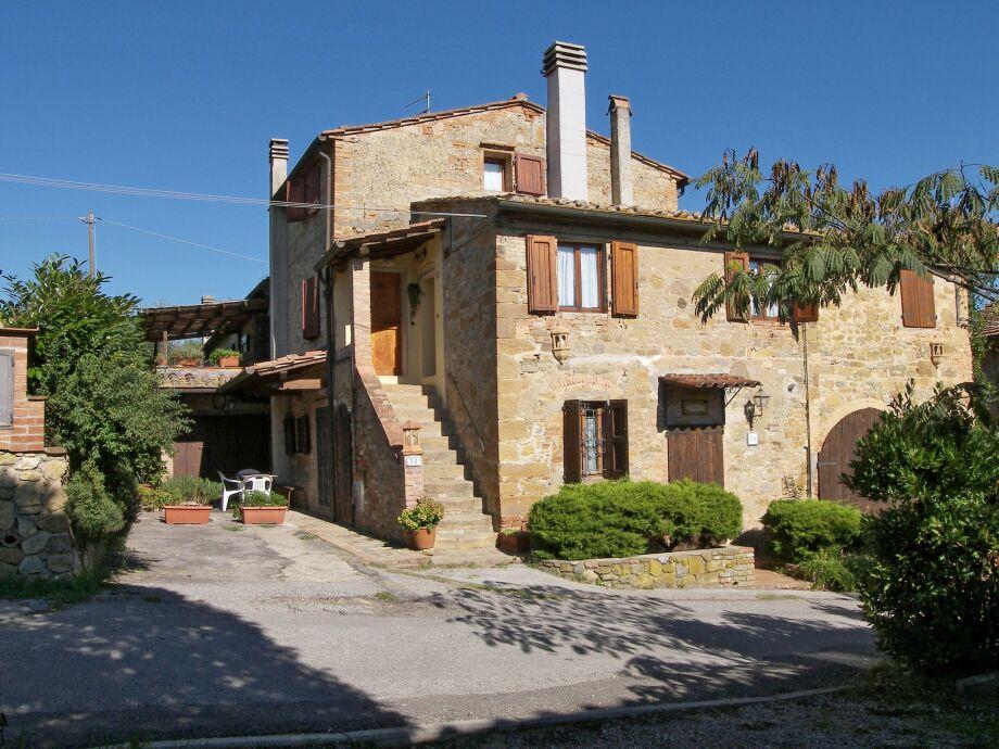 Außenaufnahme Alberi il Borgo