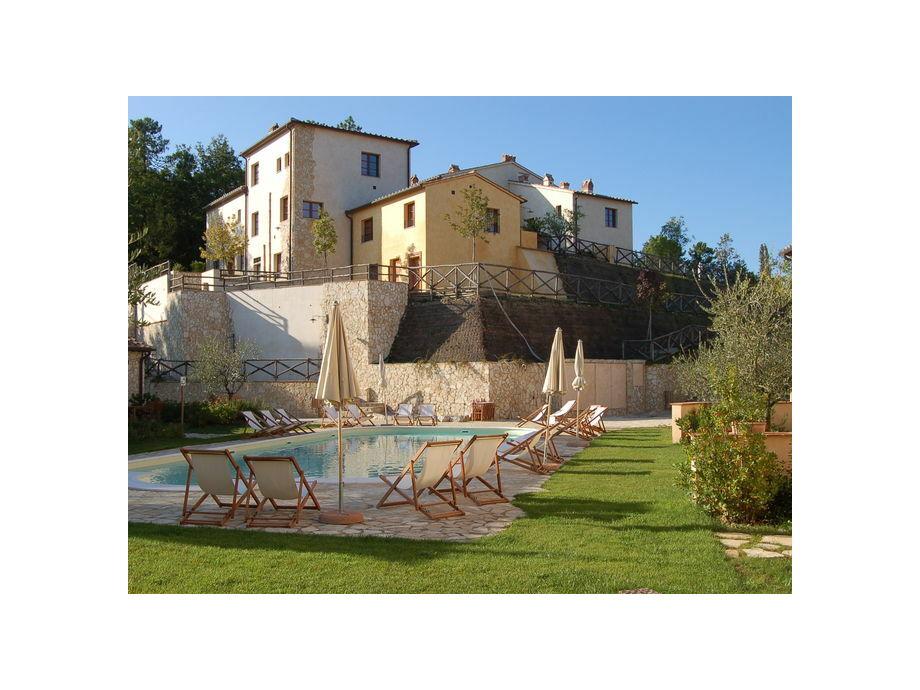 Außenaufnahme Nido del Borgo