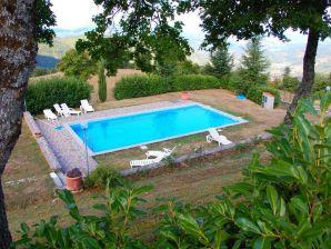 Ferienwohnung Sambucheta Giulia