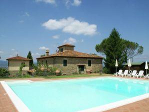 Ferienwohnung Podere San Donato quattro