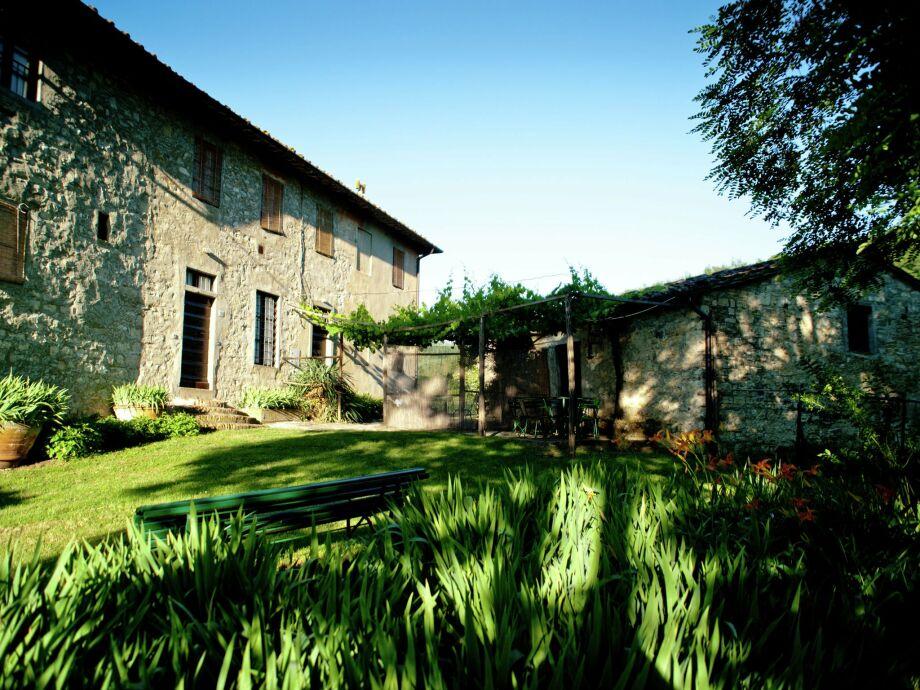 Außenaufnahme Casa Vecchia