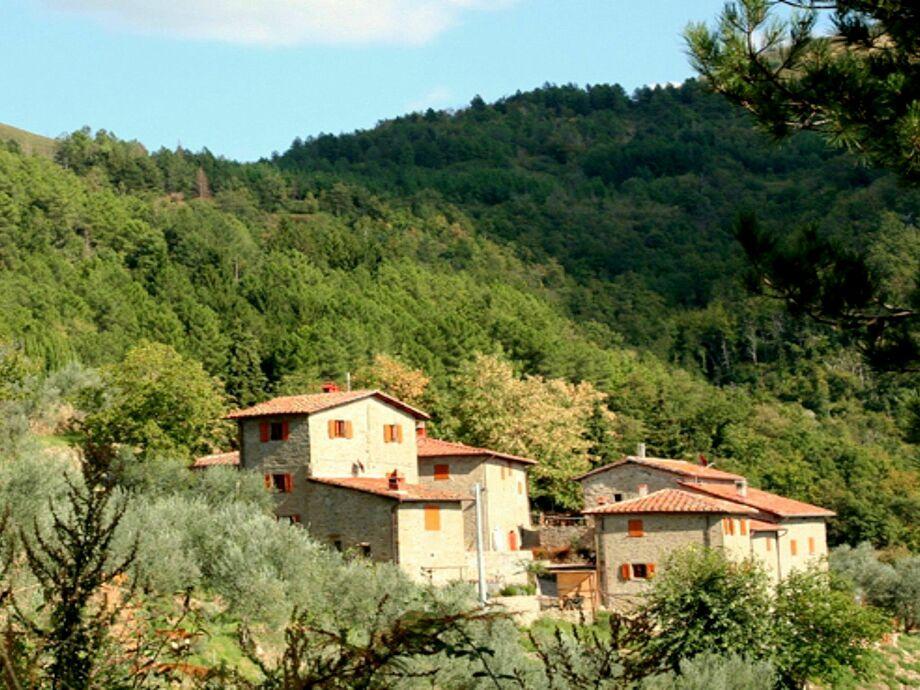 Außenaufnahme Borgo Due