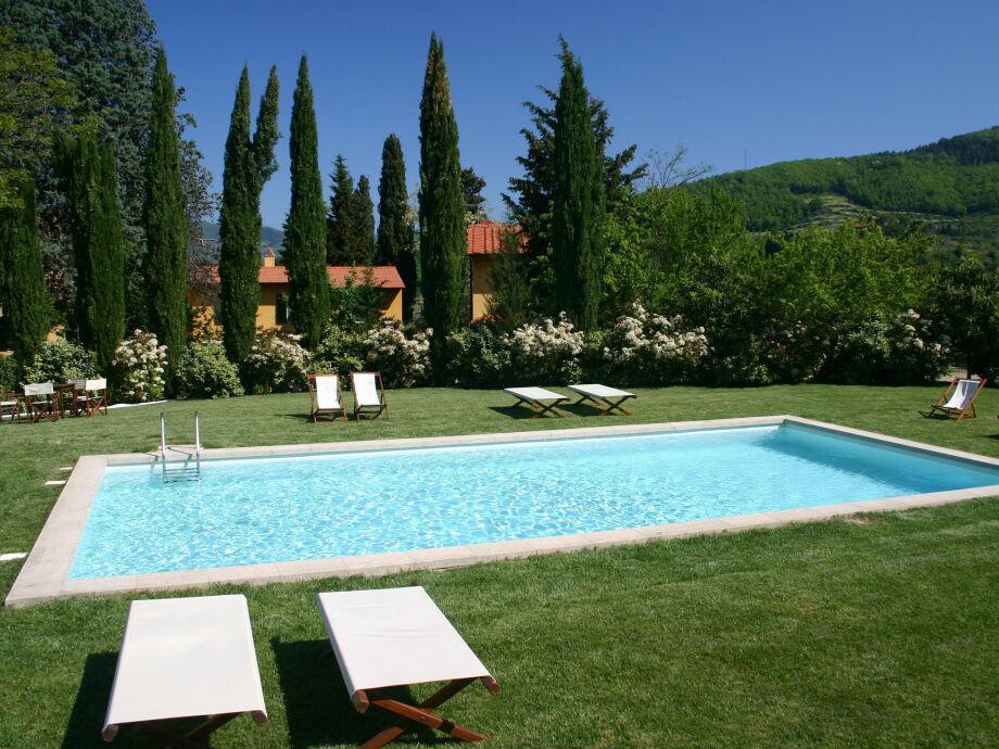Außenaufnahme Villa Casanova