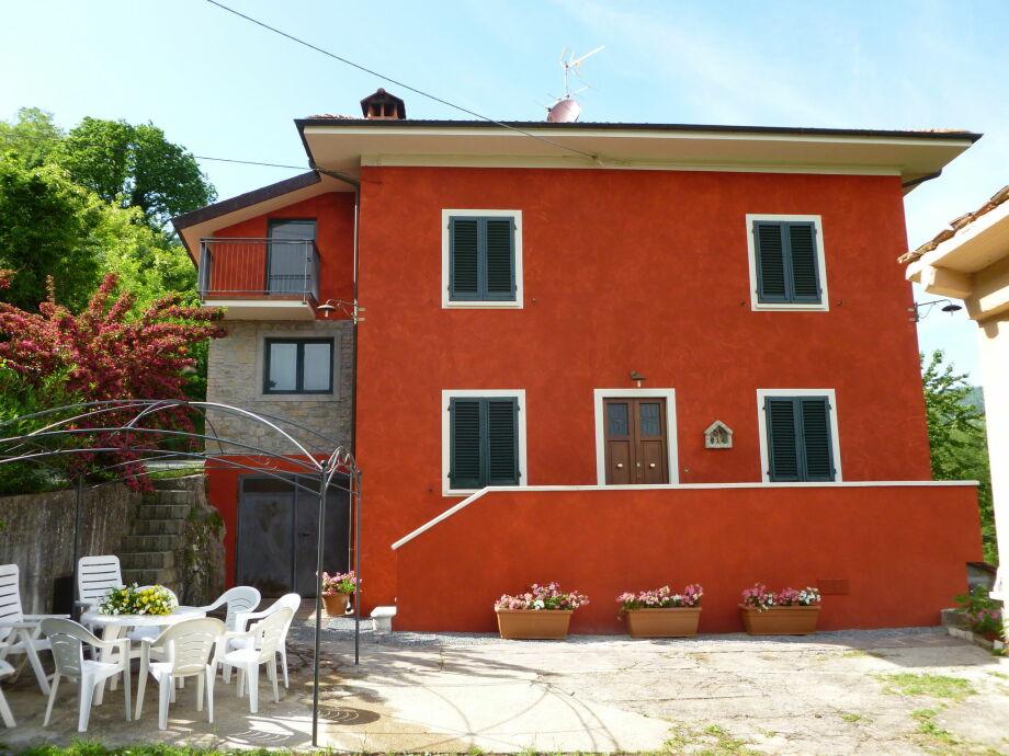 Außenaufnahme Villa Annamaria