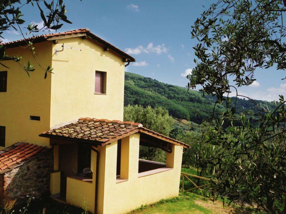 Außenaufnahme Casa Stella