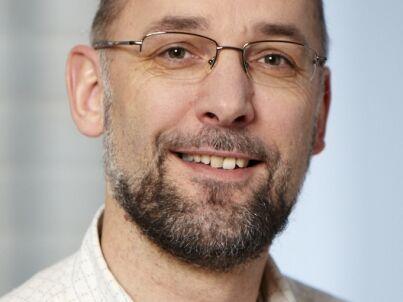 Ihr Gastgeber Harald Bugmann