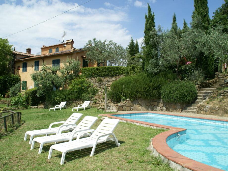 Außenaufnahme Borgo Patrizia Palaia