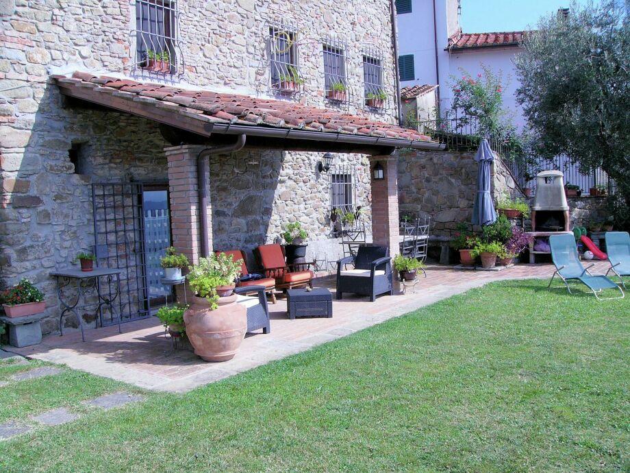 Außenaufnahme Villa Luciana