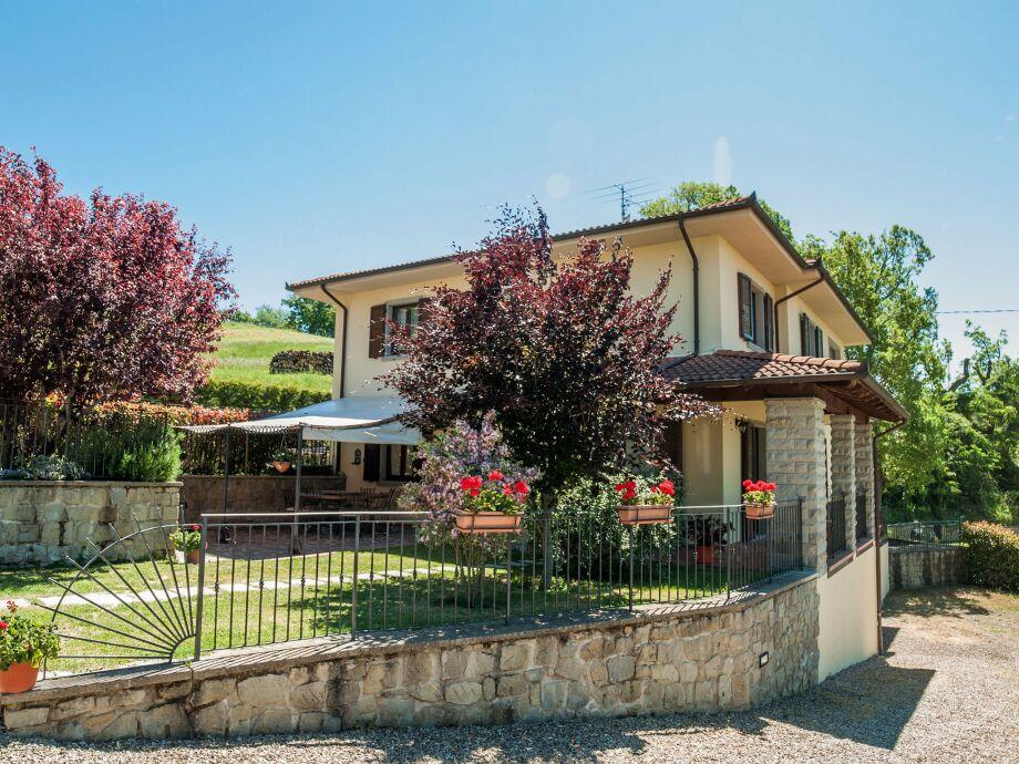Außenaufnahme Villa Lonanno