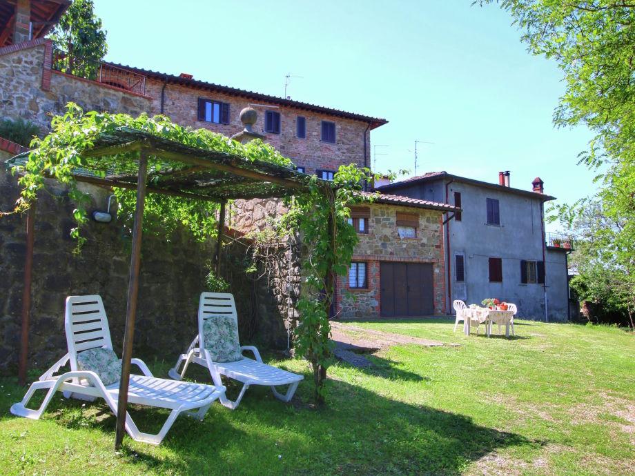 Außenaufnahme Borgo Gavignano Lisa