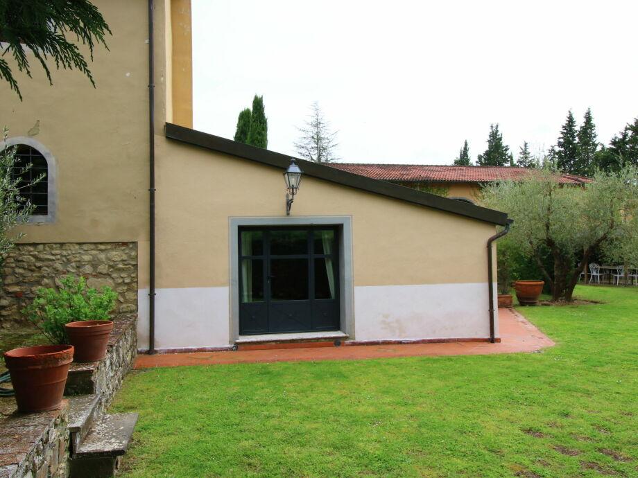 Außenaufnahme Casa Madre