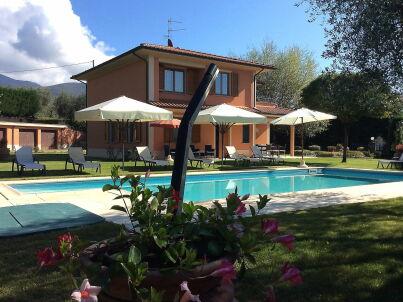 Villa a Loro Ciuffenna Otto