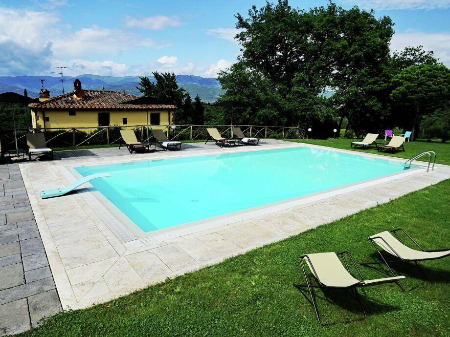 Außenaufnahme Villa Oasi di Bandella