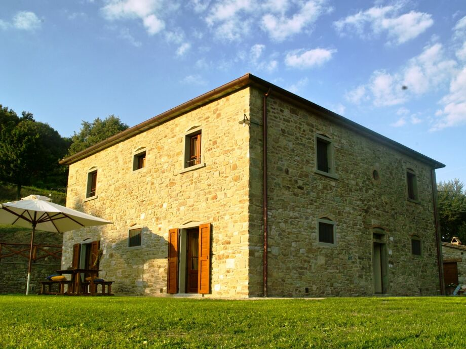 Außenaufnahme Biancospino Ginepro