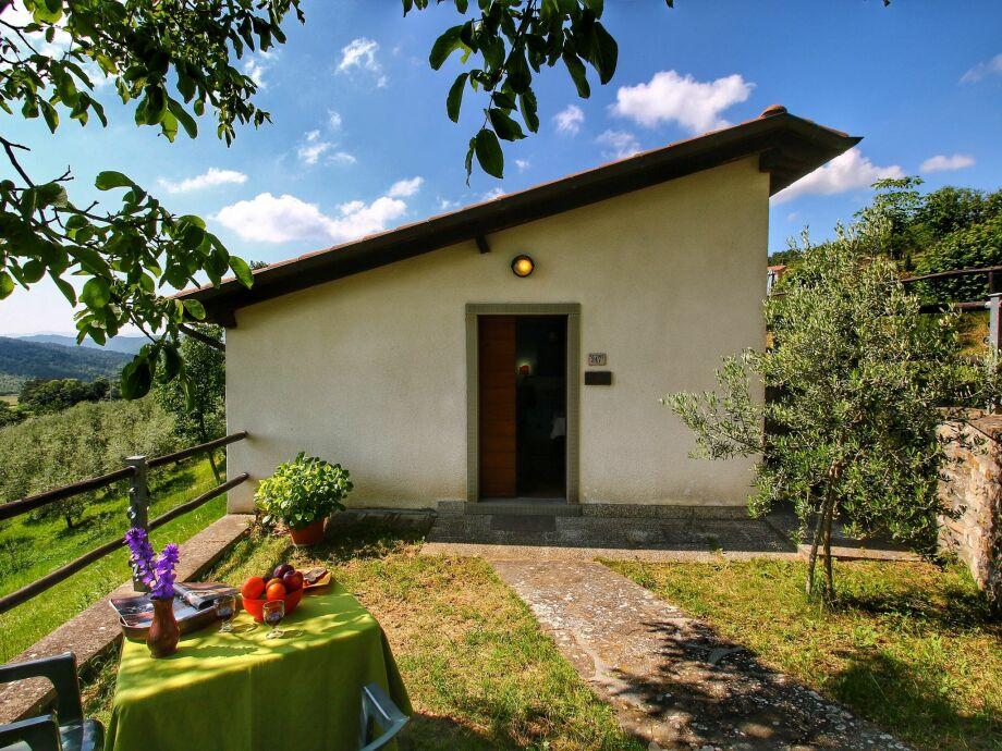 Außenaufnahme Casa di Gnacco
