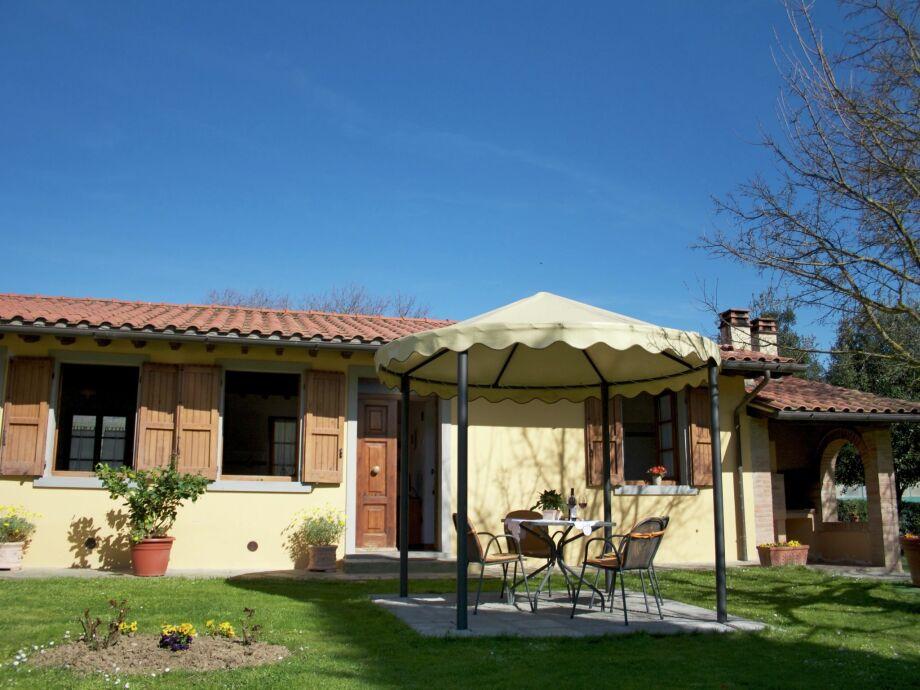 Außenaufnahme Villa Fiorentino
