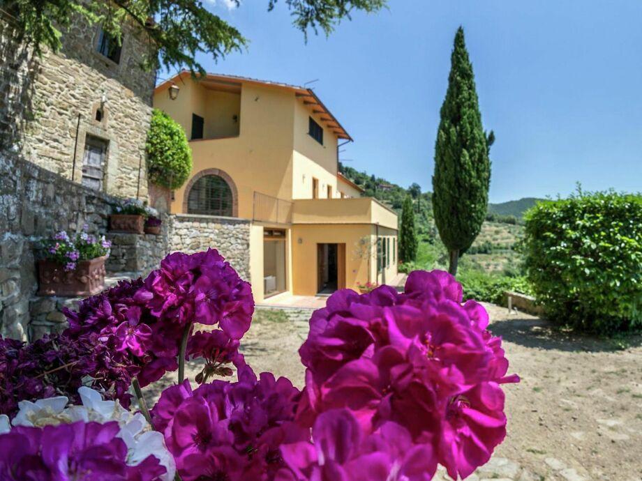 Außenaufnahme Villa Mezzogiorno