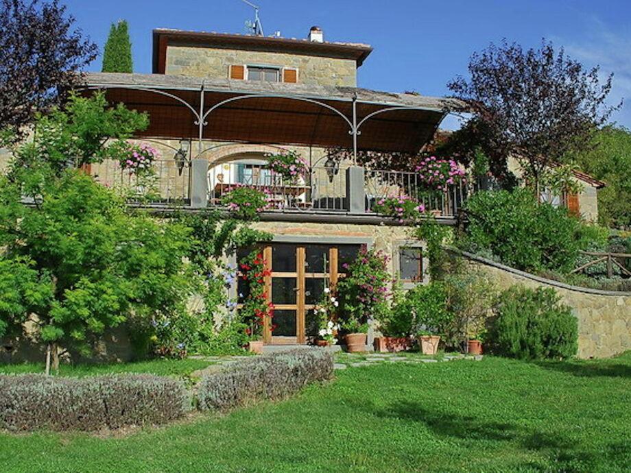 Außenaufnahme Villa Giuseppina