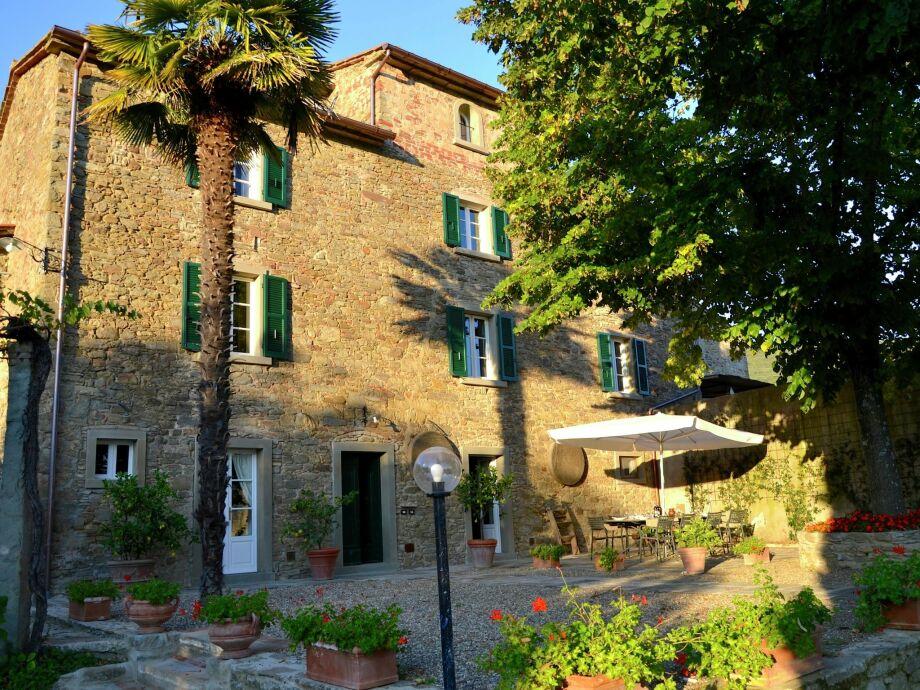 Außenaufnahme Villa Valecchie