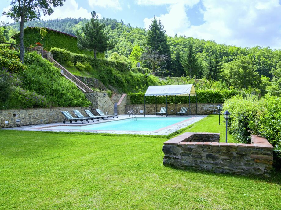 Außenaufnahme Villa Genny