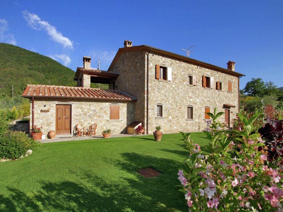 Außenaufnahme Villa Giada