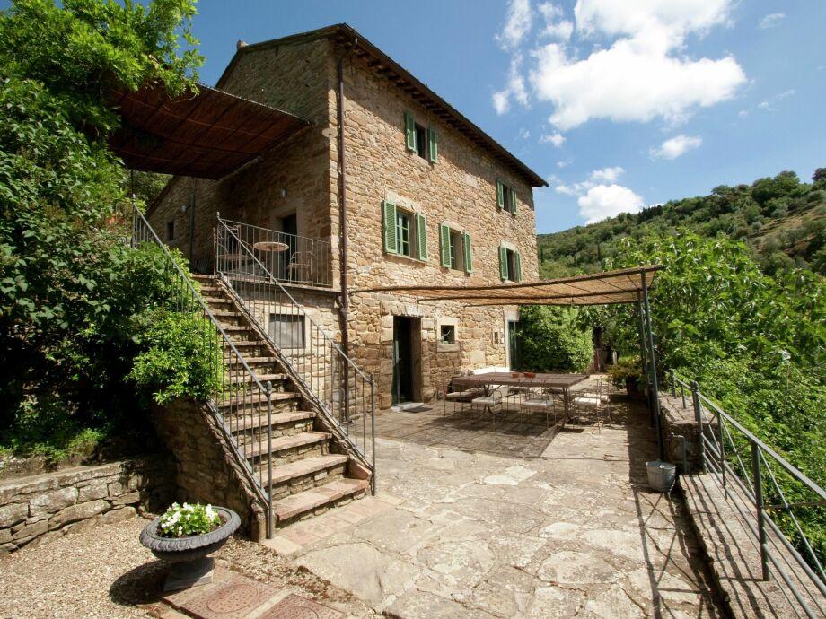 Außenaufnahme Villa Colline