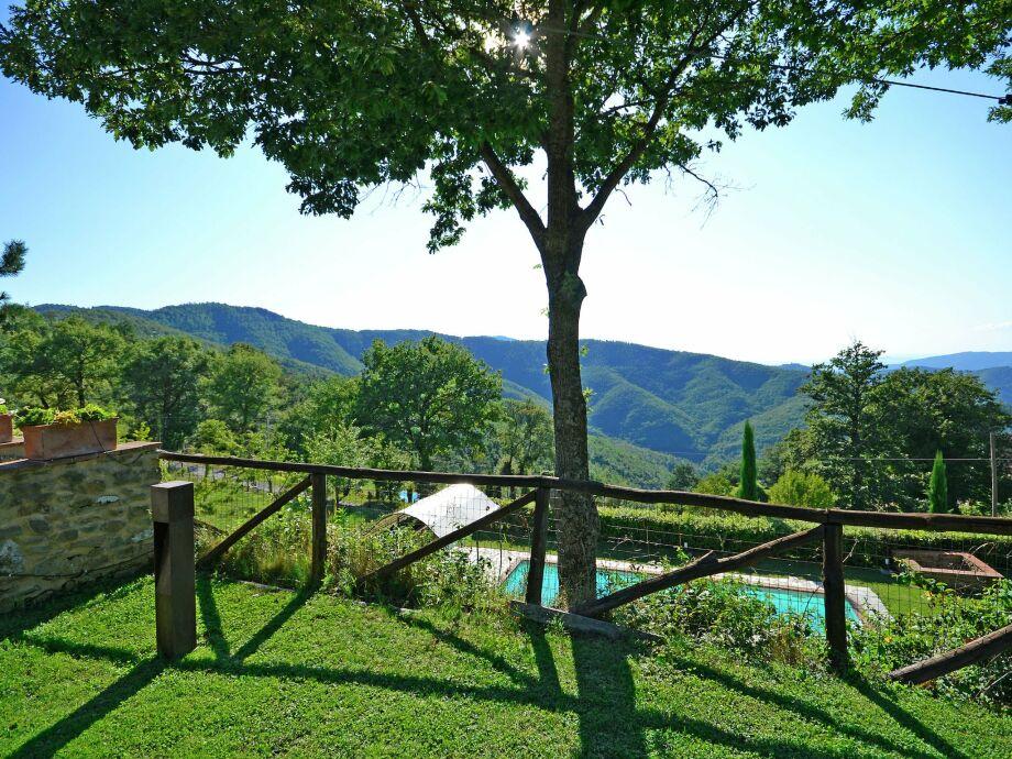 Außenaufnahme Villa Ciliegina