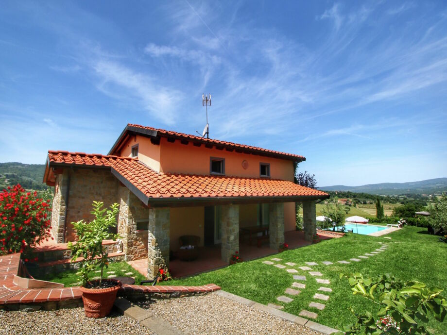 Außenaufnahme Villa Savino
