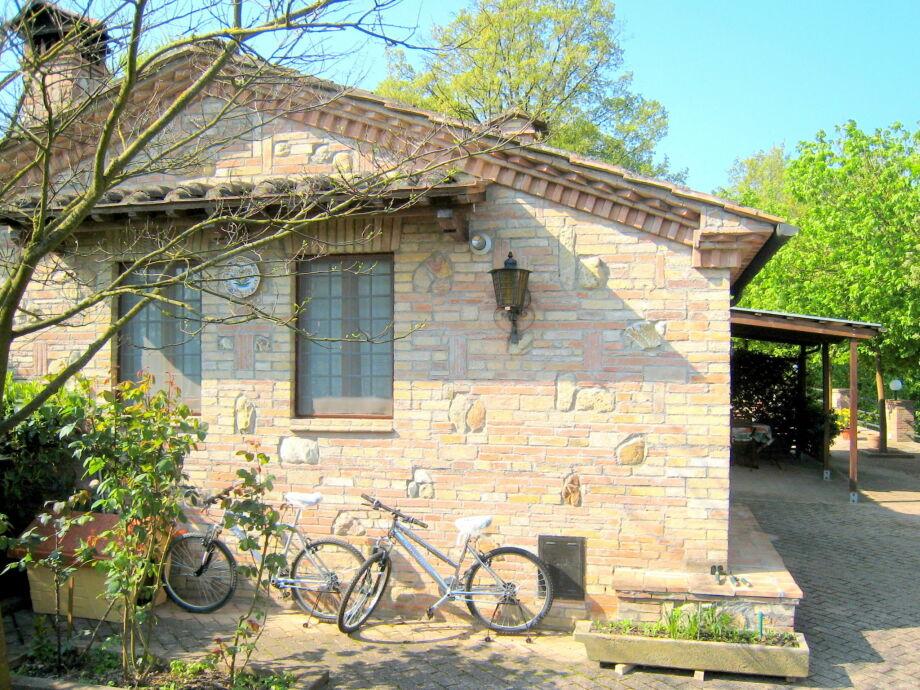 Außenaufnahme Casa Gioia
