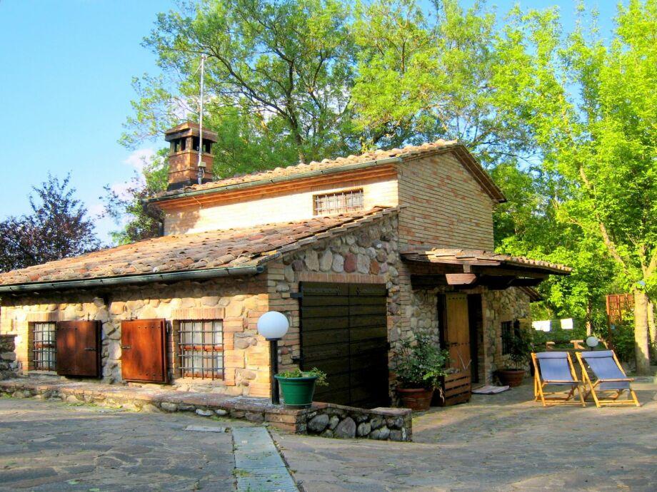 Außenaufnahme Casa Le Meridiane