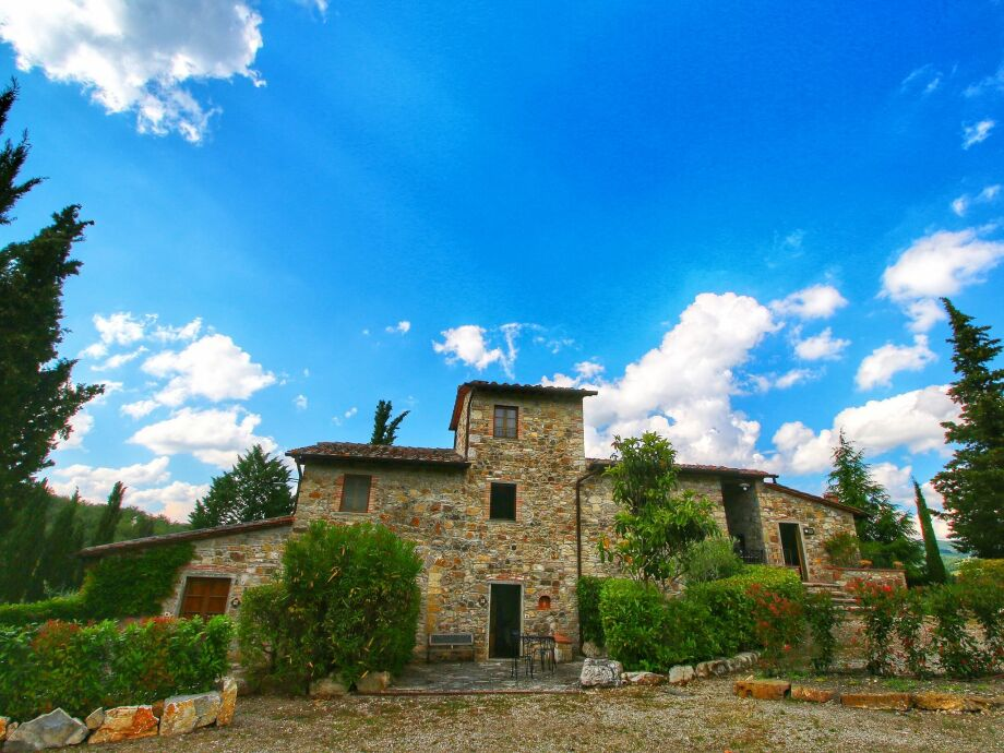 Außenaufnahme Villa Ulivo e Edera