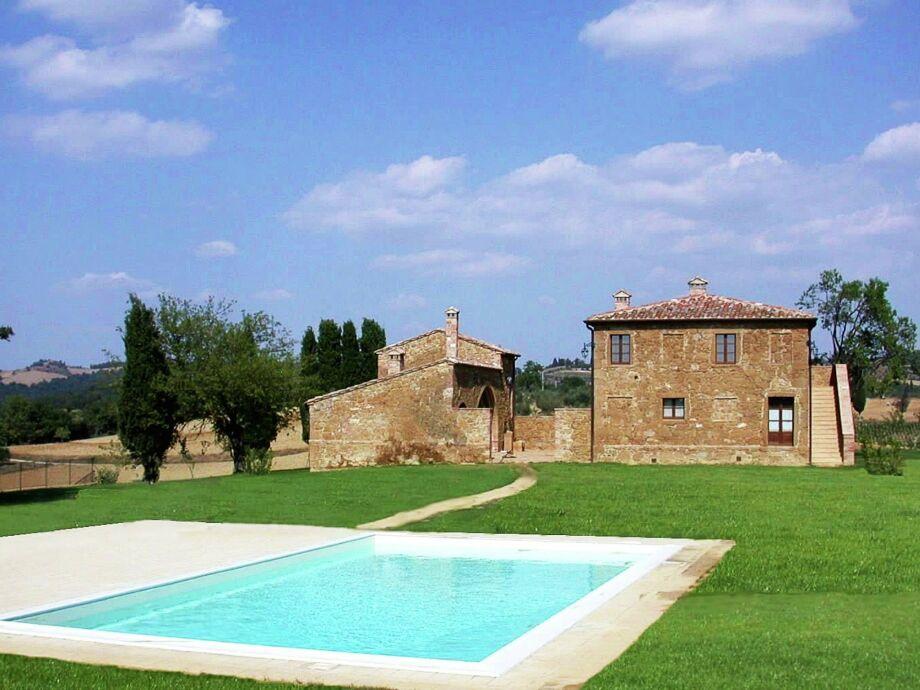 Außenaufnahme Villa Giovanni