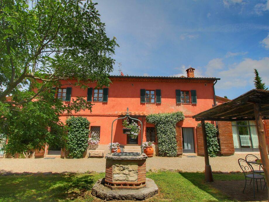 Außenaufnahme Villa Acqua