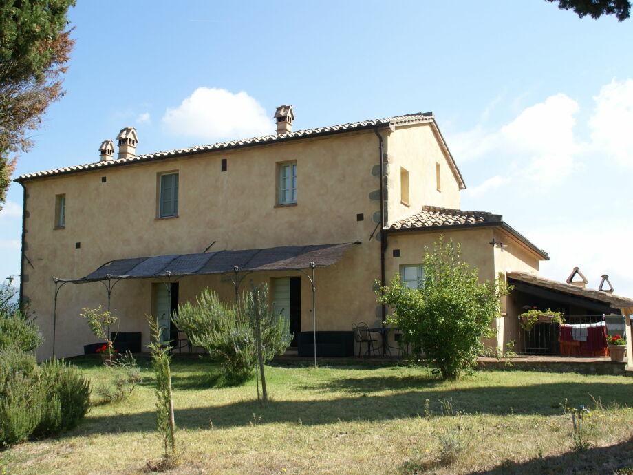 Außenaufnahme Casa del Colono