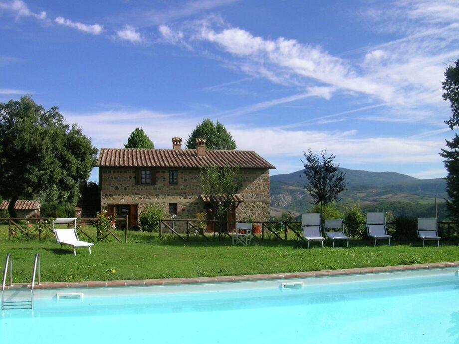 Außenaufnahme Villa Collina I Lecci