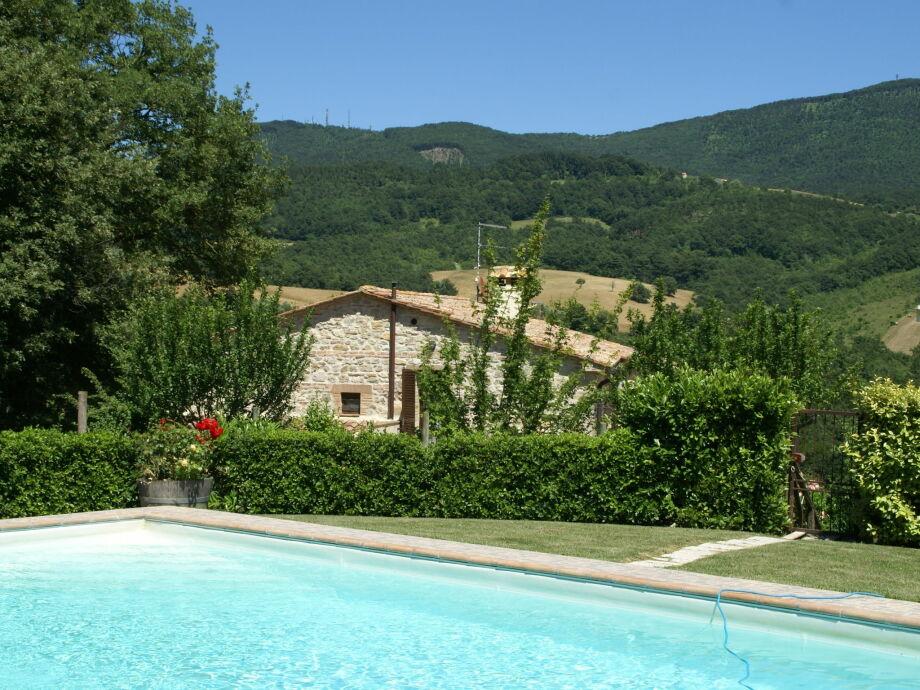 Außenaufnahme Villa Scarpetta