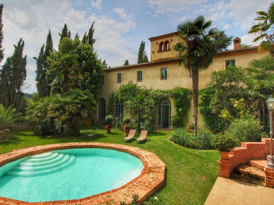 Außenaufnahme Villa Limonaia