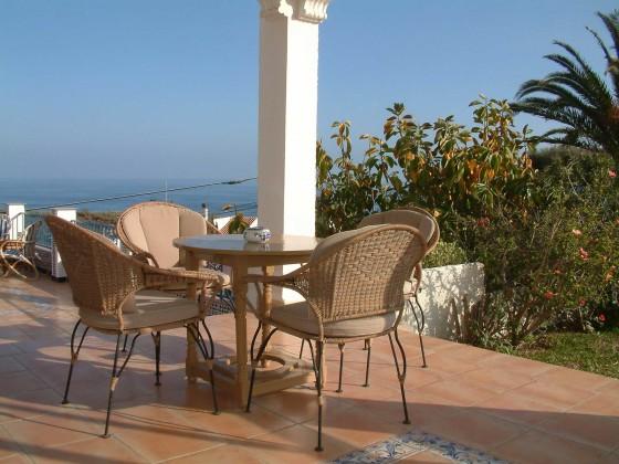 Ferienhaus casa dorethe andalusien costa del sol benajarafe - Casa plus malaga ...