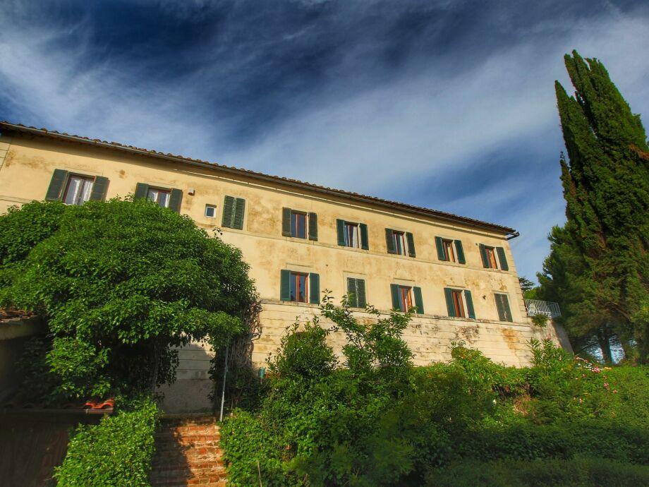 Außenaufnahme Villa Siena