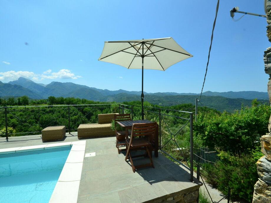 Außenaufnahme Casa Mazzola
