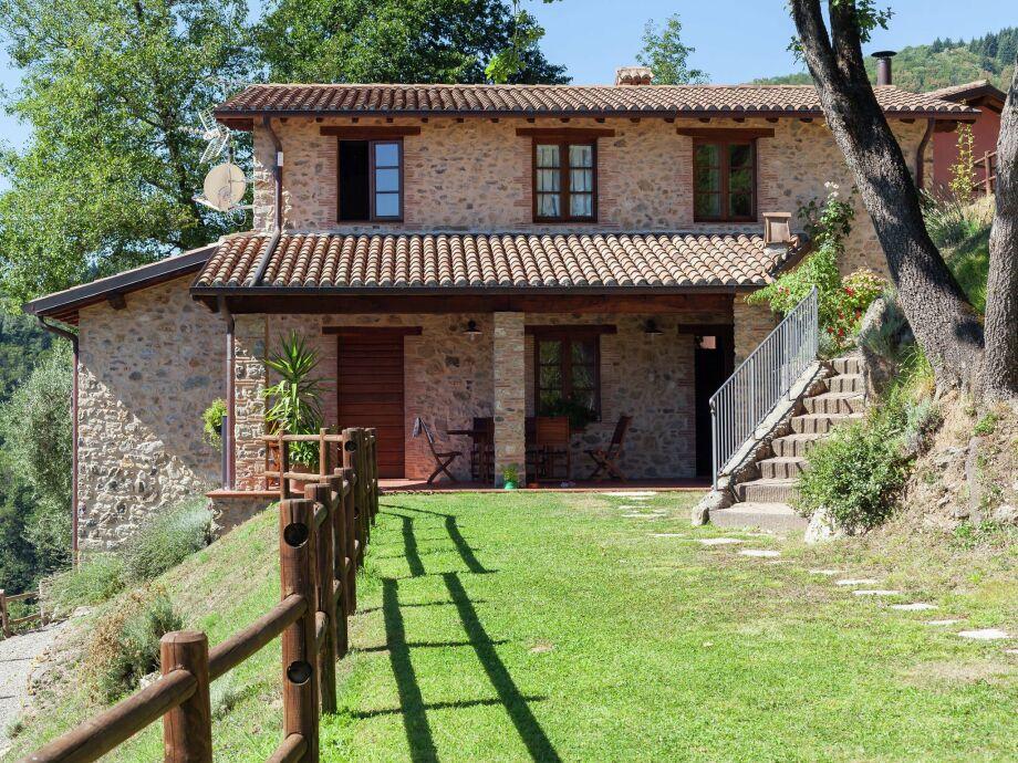 Außenaufnahme Casa il Torchio