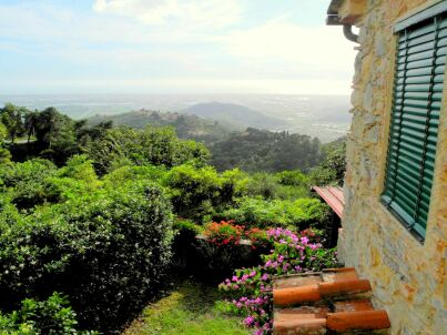 Perla di Montigiano Panorama