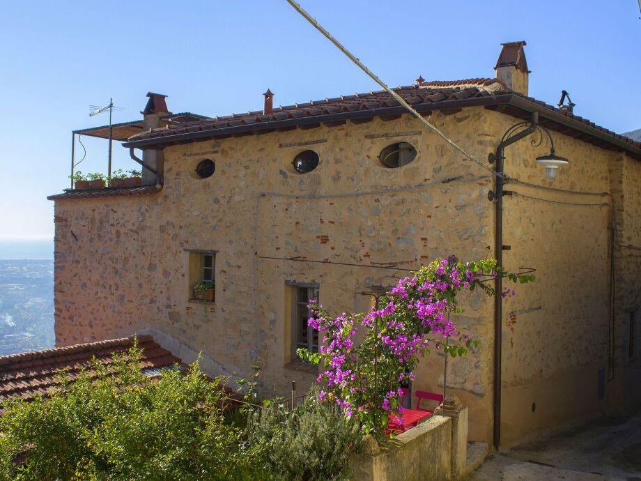 Außenaufnahme Borgo Gallinaio Botola