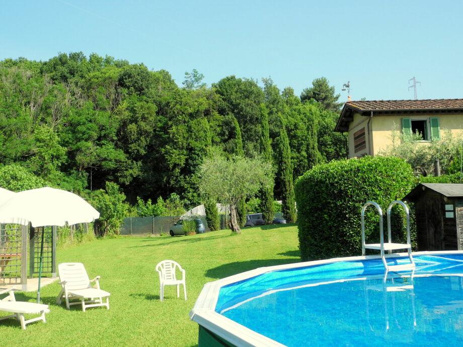 Außenaufnahme Il Casale di Camaiore