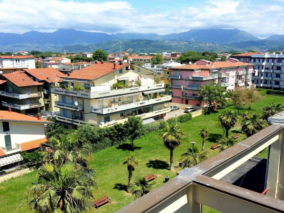 Außenaufnahme Pineta di Viareggio