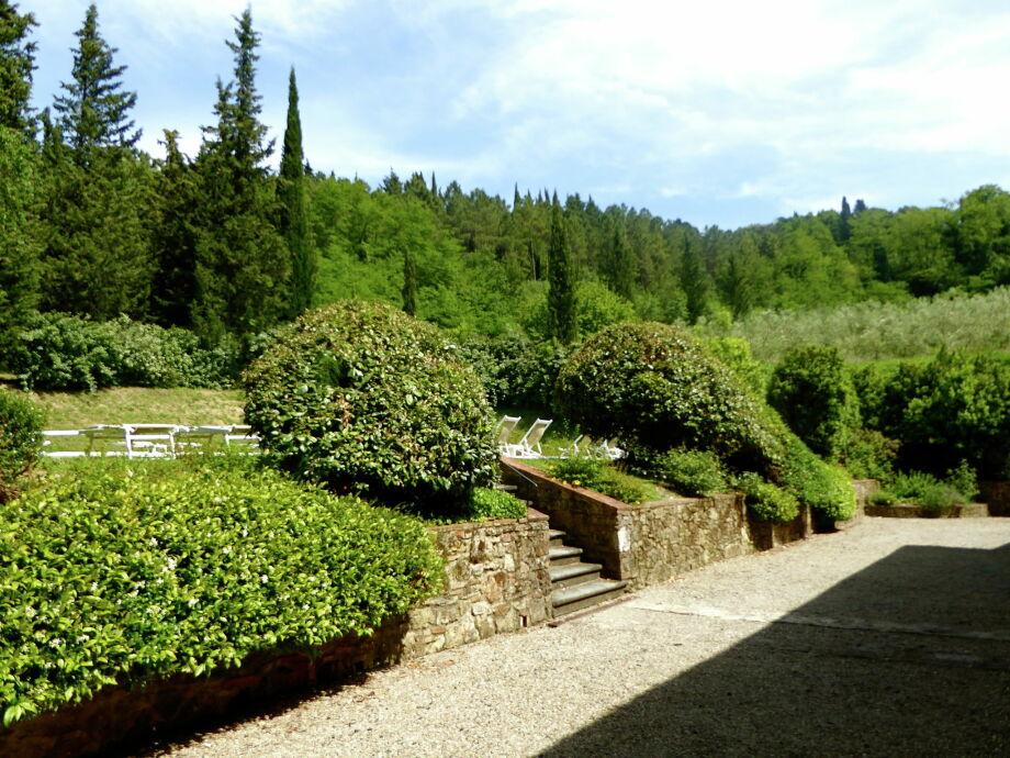 Außenaufnahme Villa Sant'Angiola